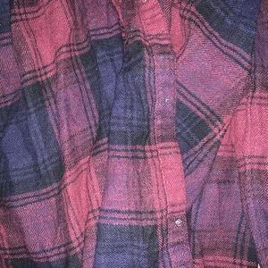 AE boyfriend flannel